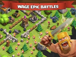 Clash of Clans on PC for free