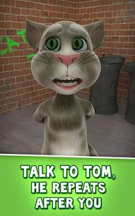 downloading talking tom cat for pc or computer